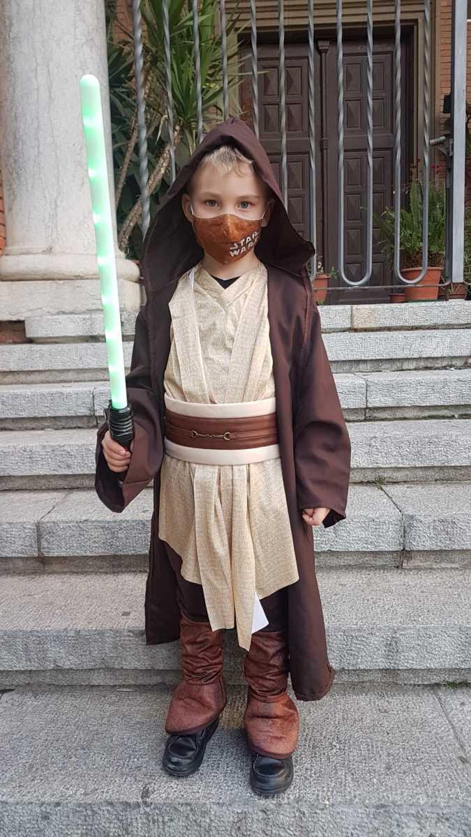 01. Jorge Flores - Luke Skywalker (Star Wars)